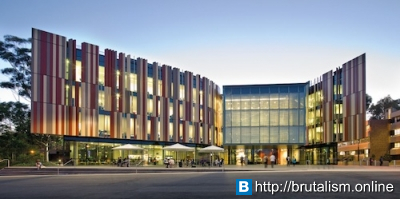 Macquarie University Library, Sydney, Australia_3