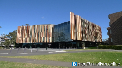Macquarie University Library, Sydney, Australia_4