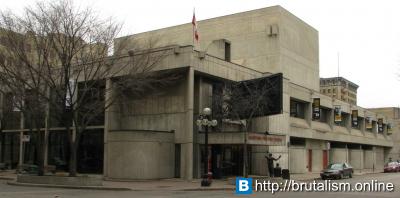 Manitoba Theatre Centre, Winnipeg, Manitoba_1