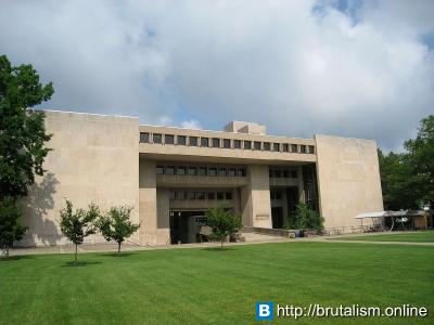 Mudd Center, Oberlin College Library_1
