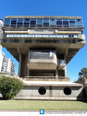 National Library of the Argentine Republic (Biblioteca Nacional de la República Argentina)