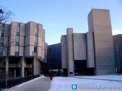 Northwestern University Library, Evanston, Illinois_4