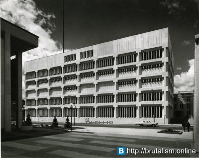 Public Safety Building, Winnipeg, Manitoba, Canada