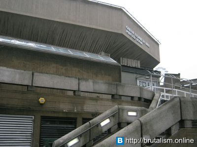 Queen Elizabeth Hall and Purcell Room, London_1