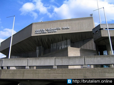 Queen Elizabeth Hall and Purcell Room, London_2
