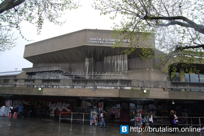 Queen Elizabeth Hall and Purcell Room, London_3
