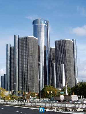 Renaissance Center, Detroit_1