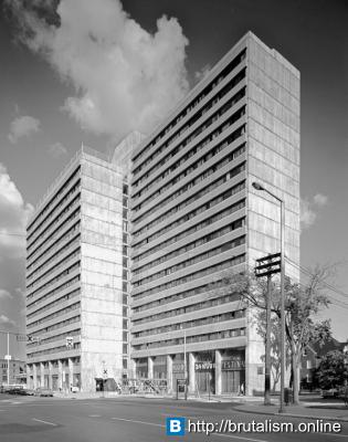 Rochdale College, Toronto, Ontario_1