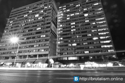 Rochdale College, Toronto, Ontario_2