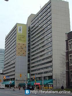 Rochdale College, Toronto, Ontario_4