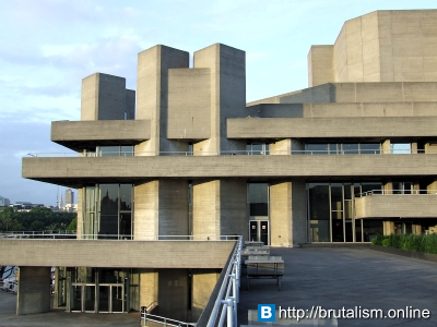 Royal National Theatre, London_1