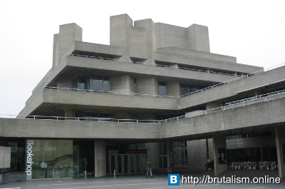 Royal National Theatre, London_2