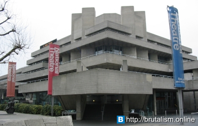 Royal National Theatre, London_3