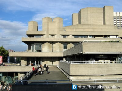 Royal National Theatre, London_4