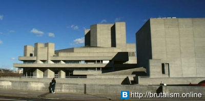 Royal National Theatre, London_5