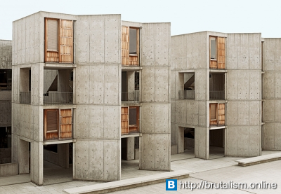 Salk Institute for Biological Studies, La Jolla, California