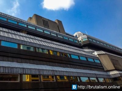 Sampson House, Southwark, London_4