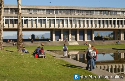 Simon Fraser University - Burnaby Campus, Burnaby, British Columbia_1