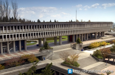 Simon Fraser University - Burnaby Campus, Burnaby, British Columbia_2
