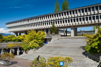 Simon Fraser University - Burnaby Campus, Burnaby, British Columbia_5