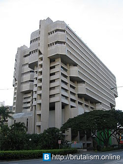 Singapore Power Building, Singapore_2