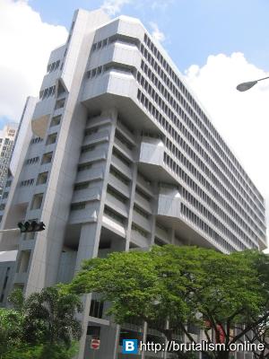 Singapore Power Building, Singapore_3