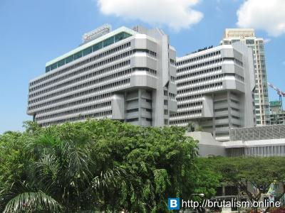 Singapore Power Building, Singapore_4