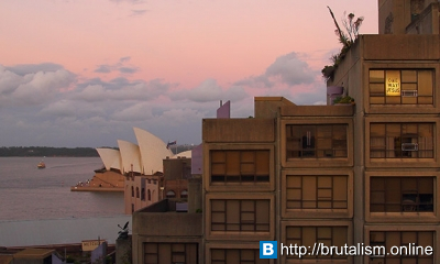 Sirius Building, The Rocks, Sydney, Australia