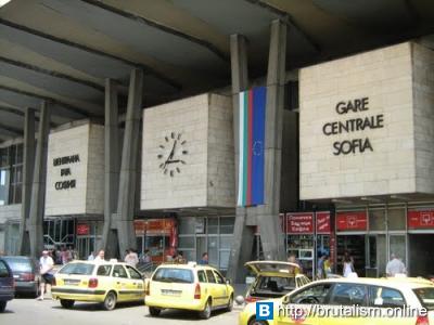 Sofia Central Station, Bulgaria_2