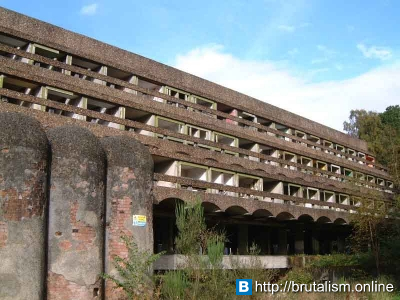 St. Peter's Seminary, Cardross, Scotland_3