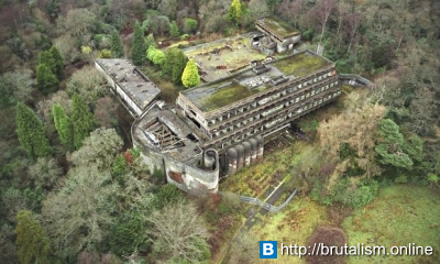 St. Peter's Seminary, Cardross, Scotland_4