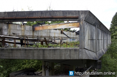St. Peter's Seminary, Cardross, Scotland_5