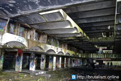 St. Peter's Seminary, Cardross, Scotland_6