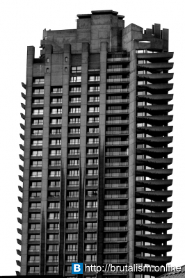 The Barbican Estate, London_2