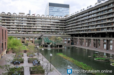 The Barbican Estate, London_4
