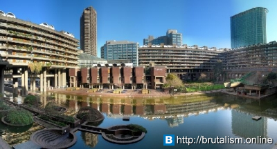 The Barbican Estate, London_5