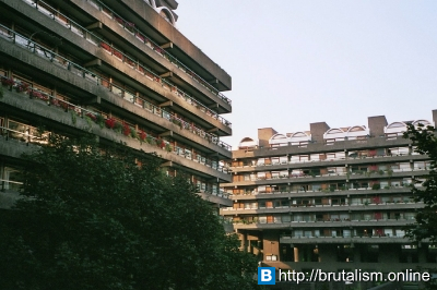 The Barbican Estate, London_6