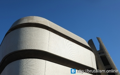 The Norrish Central Library, Portsmouth, England_17