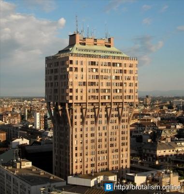 Torre Velasca, Milan_1