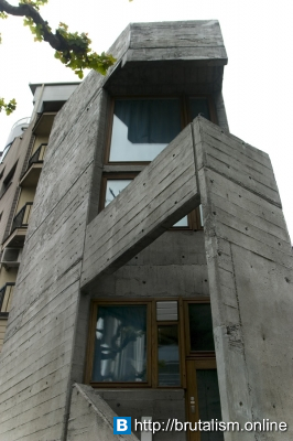 Tower House, Tokyo, Japan_3