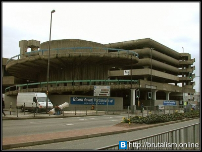 Tricorn Centre, Portsmouth_17