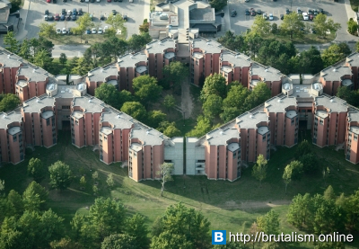 University of Guelph - South Residence, Guelph, Ontario_2