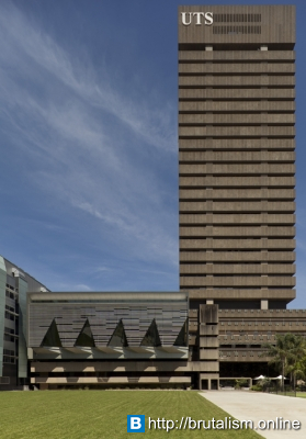 UTS Tower, University of Technology, Sydney, Australia_1