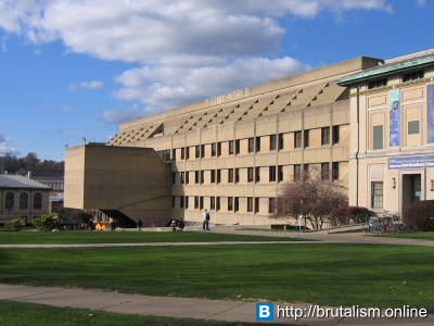 Wean Hall, Carnegie Mellon University, Pittsburgh, Pennsylvania_1