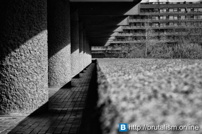 Joas Souza - The Barbican Centre
